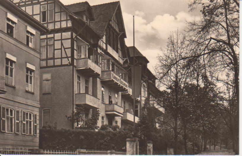 Fenster Bad Liebenstein : Bad Liebenstein Kurheim Edelweiß gl196875597  eBay