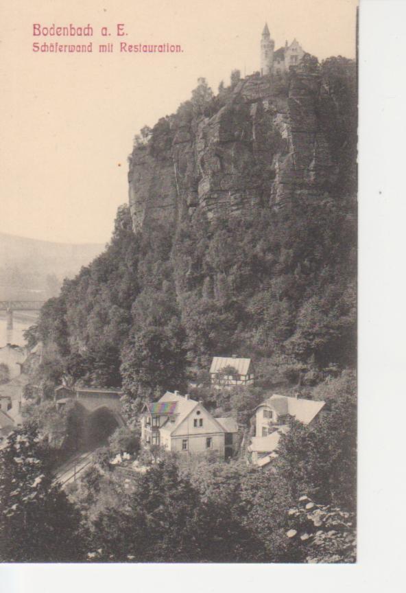 Bodenbach-a-E-Schaeferwand-mit-Restauration-ngl-97-127